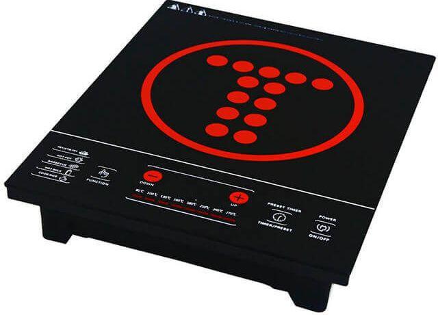 Електрична похідна плита Turbo TV-2350W
