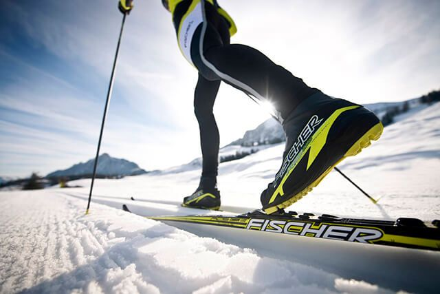 Як вибрати бігові лижі для ковзанярського ходу і черевики до них?
