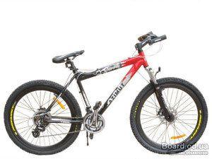 відміну гірського велосипеда від дорожнього