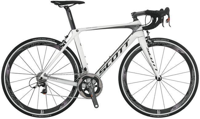 Дорожні велосипеди Scott-F01-AERO