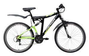 гірські велосипеди Меріда для крос-кантрі або тріалу
