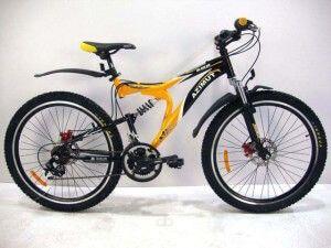 гірський велосипед azimut для підлітків