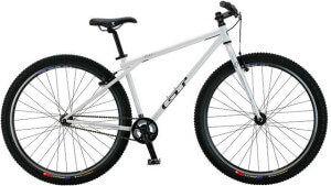 гірський велосипед типу ригіди для крос-кантрі або тріалу