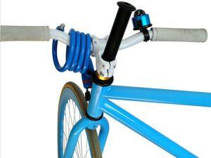 GPS маячок для велосипеда в вигляді рульової колонки