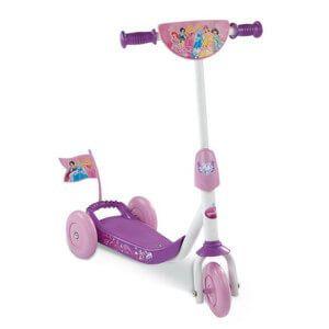 самокат для маленьких дівчаток