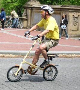 Складні велосипеди для дітей і дорослих