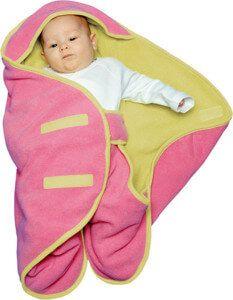 туристичний спальний мішок для новонароджених