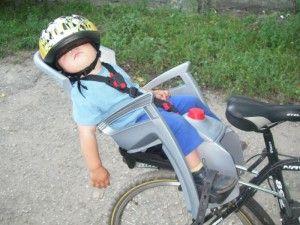 Дитячий велошлем