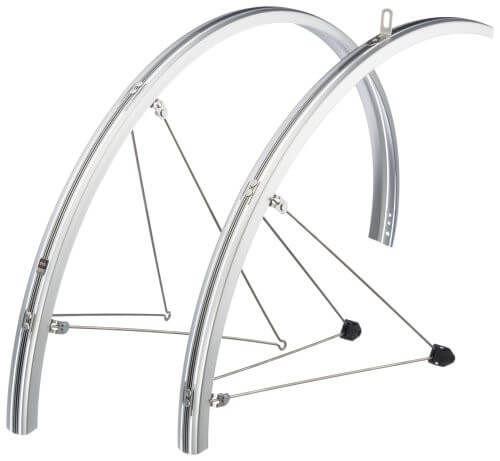 Стаціонарні крила для велосипеда