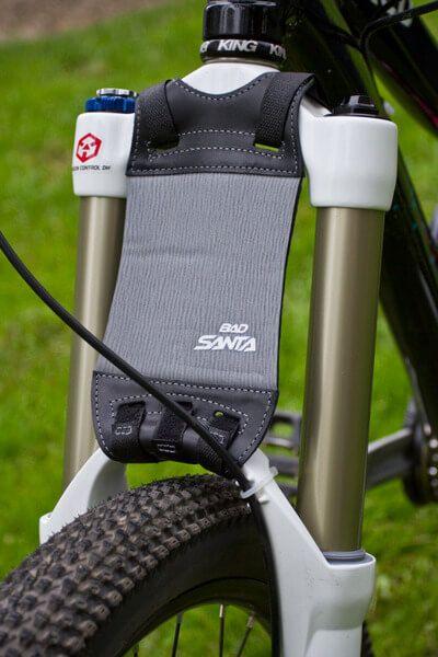 Захист вилки велосипеда від бруду