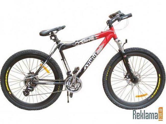 Велосипед гірський AZIMUT SCORPION - А FD.