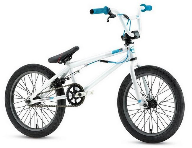 Спортивний велосипед для фрістайлу і Redline RIVAL BMX