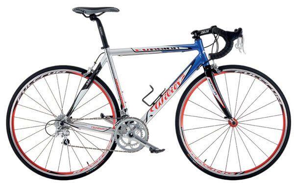 Спортивний трековий велосипед без перемикачів передач