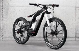 Фото електричний велосипед Audi W rtherse