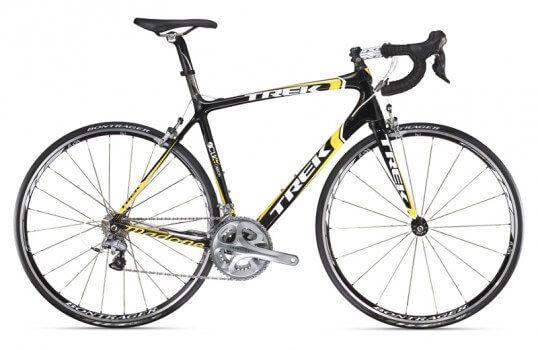 Спортивний шосейний велосипед Trek Madone 6.2 (2011)