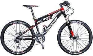 двухподвесний гірський велосипед Merida Ninety-Six