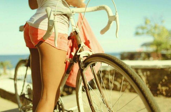 велосипед м`язи ніг