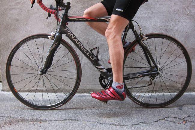 які м`язи качає велосипед