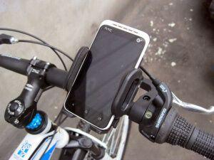 Тримач на велосипед для смартфона