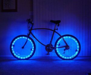Світлодіодне підсвічування для велосипеда