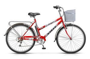 жіночий велосипед для прогулянок stels navigator 210 lady