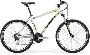 гірський велосипед для катання по гірській місцевості