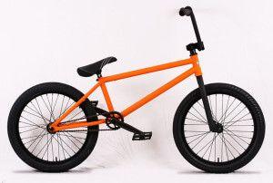 велосипед BMX для любителів трюків