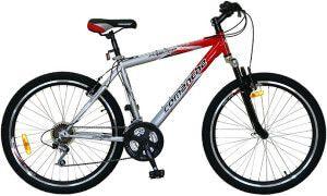 гірський двухподвесний велосипед Comanche Prairie FS