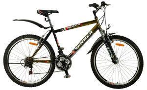 гірський двухподвесний велосипед Winner Rocky