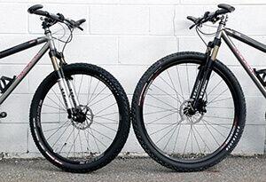Діаметр колеса велосипеда