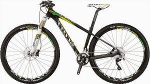 Велосипед для дорослих з діаметром коліс 29 дюймів