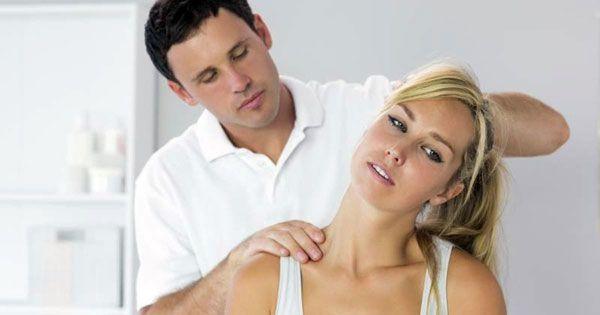 Лікувальні вправи для шиї