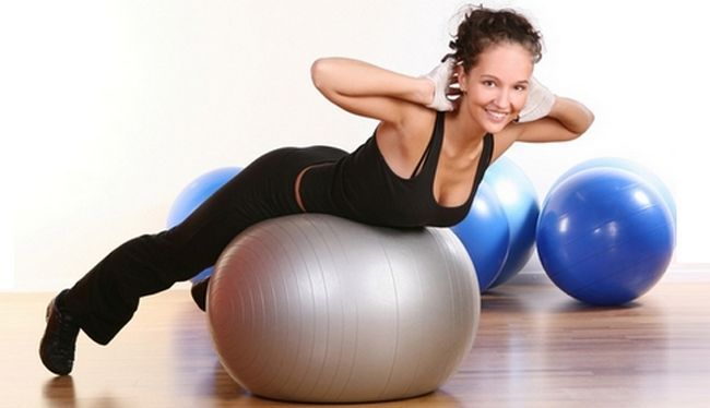 Тренування для м`язів спини