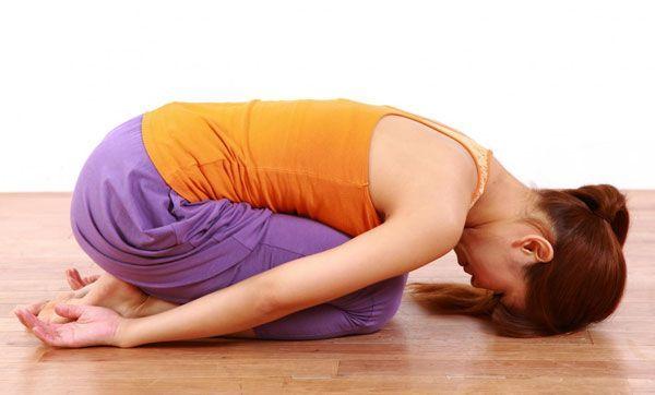 розслаблення спини