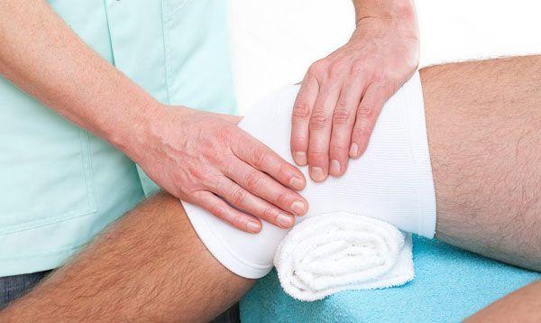 травма коліна