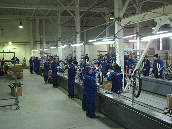 Велосипеди stinger виробник