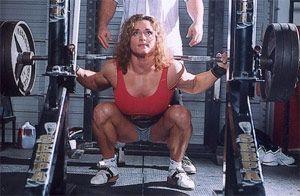 Приклад планування навантаження майстрів спорту з важкої атлетики.