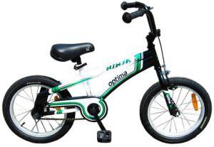 Велосипед Optima Ninja для дітей 4-6 років