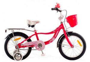 Дитячий велосипед Optima Caramel 16