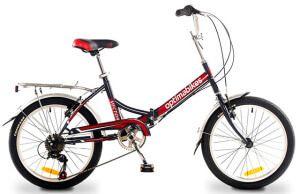 Складаний велосипед для підлітків Optima Vector 24