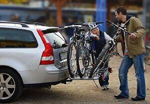 Кріплення для велосипедів на фаркоп