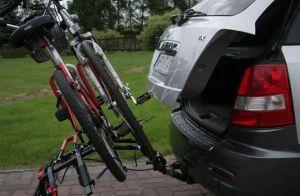 Кріплення для велосипедів на фаркоп Amos Platforma4