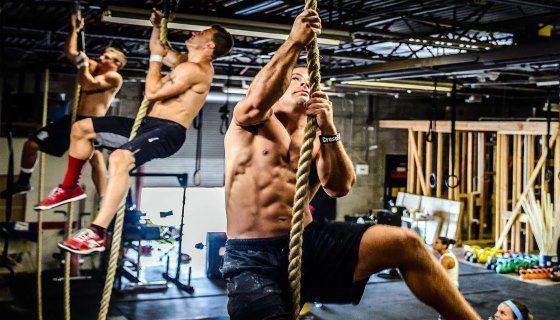 Кроссфіт програма тренувань для розвитку всього тіла