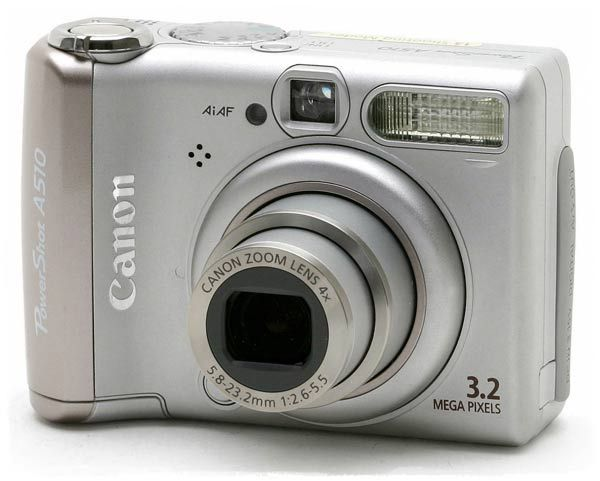 Камера Canon A510