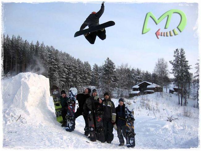 сноуборд 2006