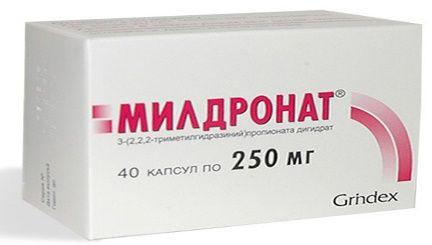 mildronat