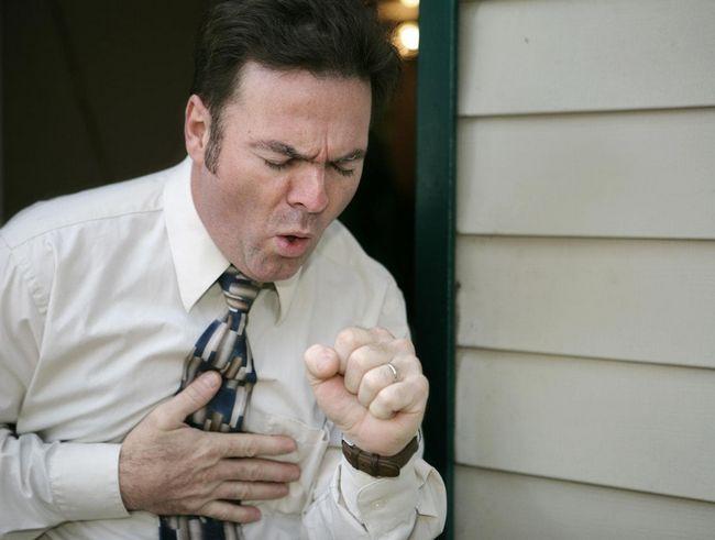 Лікування при астмі