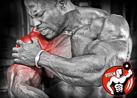 Лікування травми плеча