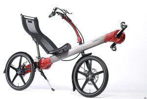 Лежачих велосипедів - лежачий триколісний велосипед своїми руками