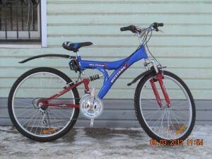 Лінійка велосипедів mustang (дорослих і дитячих)